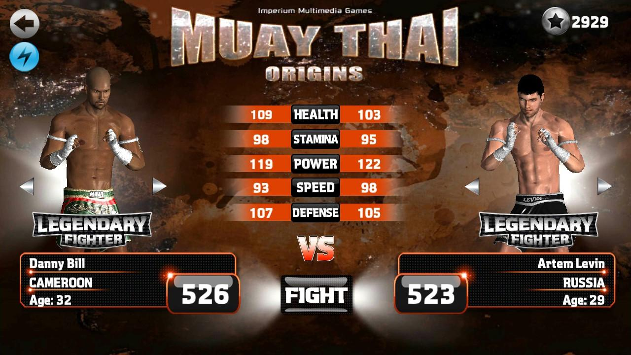 Muay Thai - Fighting Origins- screenshot
