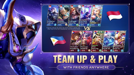 Mobile Legends Mod Apk  1.5.52 [Hack Map + Fully Unlocked] 3