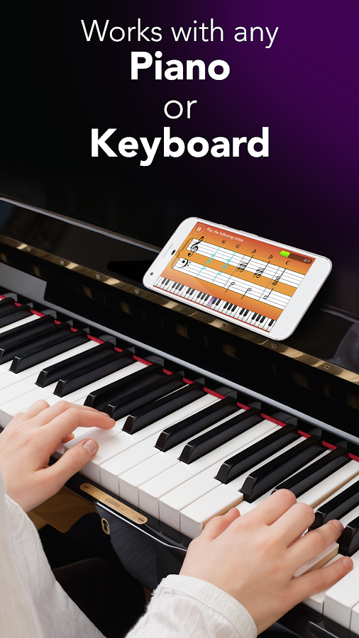 Simply Piano by JoyTunes- screenshot