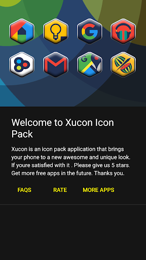 Xucon - Icon Pack 이미지[5]