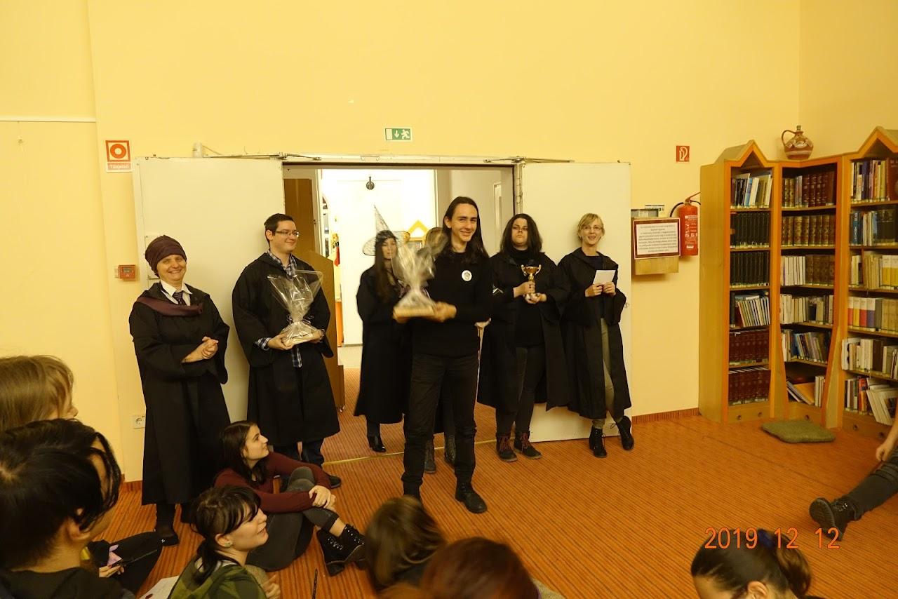 Harry Potter vetélkedő 4.