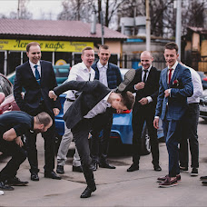 Wedding photographer Vasiliy Kryuchkov (kru4kov). Photo of 16.09.2017