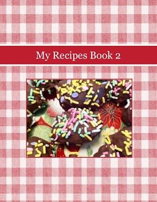 My Recipes Book 2