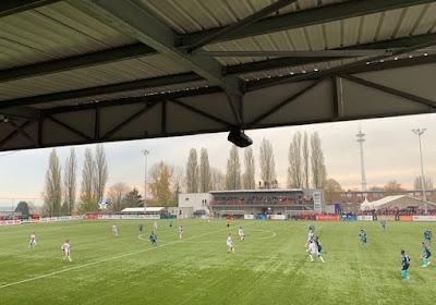 Le FC Liège réalise des travaux à Rocourt en vue de son futur stade