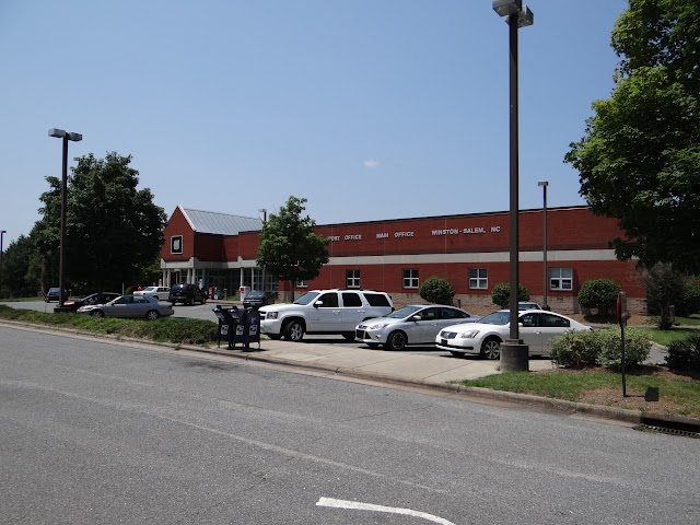 Winston-Salem, NC post office