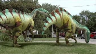 Die Dino-Tränke / Der Dino-Tanz