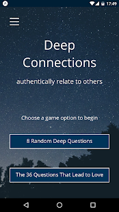 Deep Connections- screenshot thumbnail