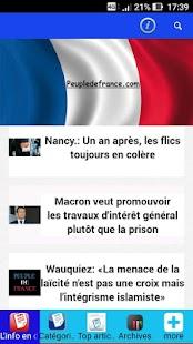 Peuple de France - náhled