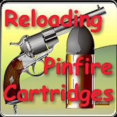 Reloading pinfire cartridges