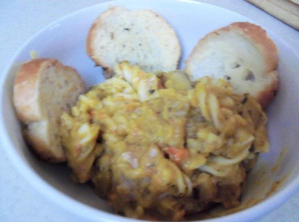 Minestra Della Zucca Del Fagiolo Edella Salsiccia (italian Sausage And Bean Pumpkin Soup) Recipe