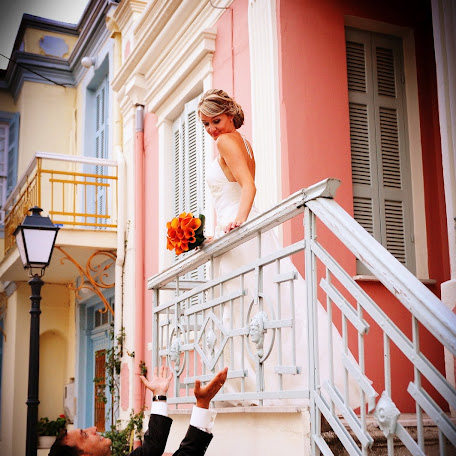 Wedding photographer Makis Pavlidis (makispavlidis). Photo of 22.09.2016