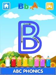 A to Z English Alphabet Writing & ABC Phonics APK Download