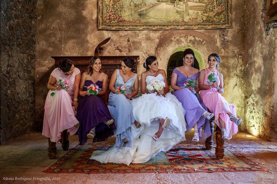 Fotógrafo de bodas Jesus Rodriguez (jrodriguez). Foto del 07.10.2016