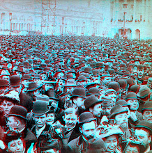Photo: Columbian Exposition Crowd,  1895 photo. So far this is one of my favorites for interest and depth.