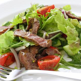 Steak Salad.