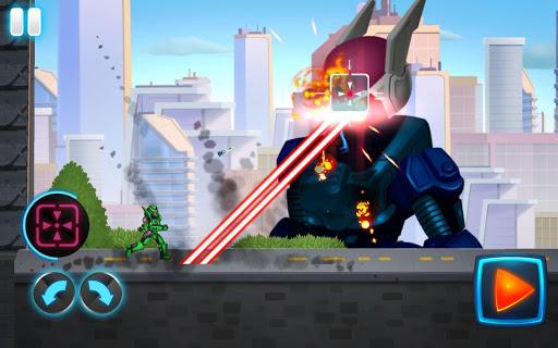 Automatrons 2: Robot Car Transformation Race Game 3.41 screenshots 8