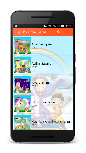 Download Lagu Anak Muslim Dodo & Syamil Google Play