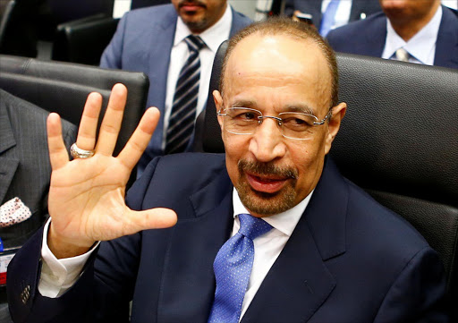 OIL TALKS: Saudi Arabia energy minister Khalid al-Falih is meeting with other Opec members in Algiers on September 23. Picture: REUTERS