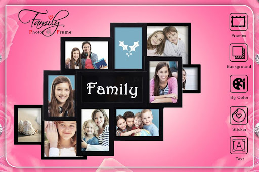 Family Photo Frame Family Collage Photo App Apk Free Download For
