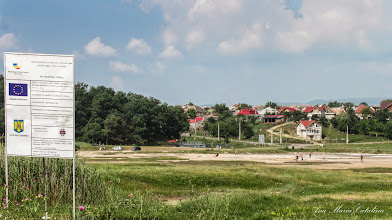 Photo: 2013.06.24 - vedere de pe Aleea Strandului zona strand