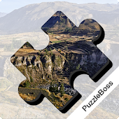 Jigsaw Puzzles: Canyons