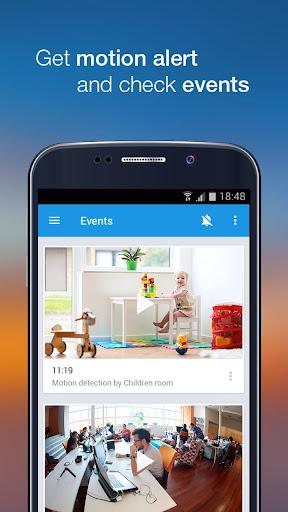 Video Surveillance Ivideon  screenshots 4