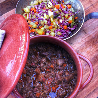 Ragu di Cinghiale – Wild Boar Stew