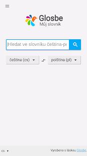 Češtino-Polština slovník - náhled