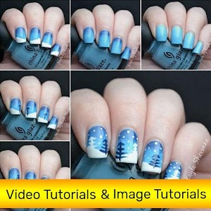 Nail art tutorials new android apps on google play nail art tutorials new prinsesfo Images