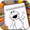 How To Draw Elmo APK
