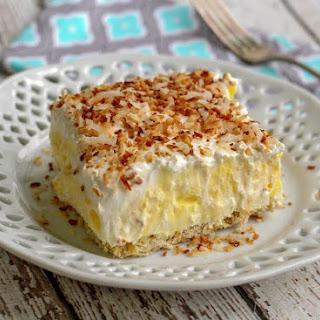 Coconut Cream Pie Deluxe.