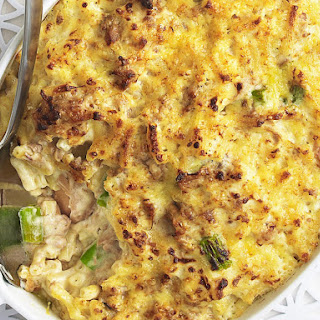 Tuna and Macaroni Mornay