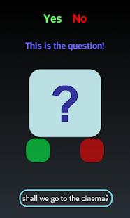 Yes or No - Make a decision!- screenshot thumbnail