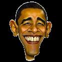 Obama Bobble LIVE WALLPAPER icon