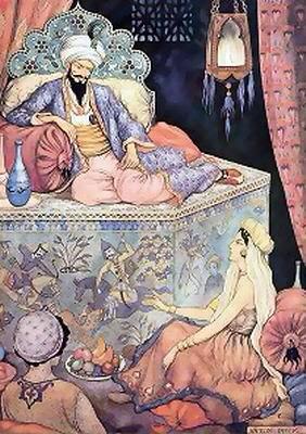 قصة-بُوخْنَاشِي-و-لْمْتْنِي-على-لسان-شهرزاد-المغربية