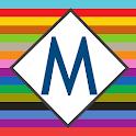 Madrid Metro Route Planner icon
