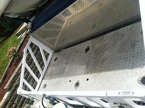Photo: Storage Deck