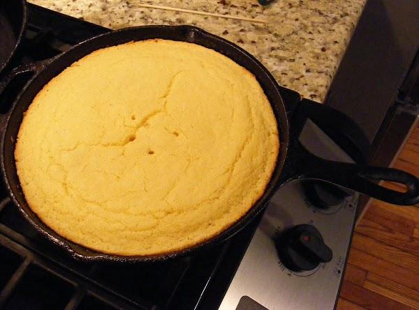 Cast Iron Corn Bread Recipe