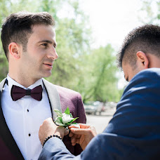 Wedding photographer Sergey Zorin (szorin). Photo of 22.05.2018
