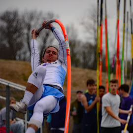 Bending the pole by John Roberts - Sports & Fitness Other Sports