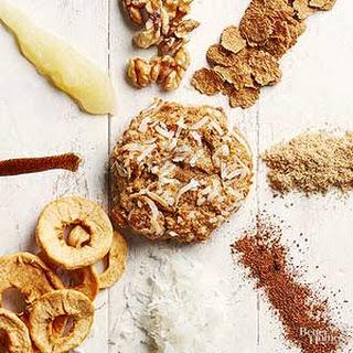 Apple-Walnut Crunch Cookies.