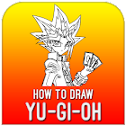 How To Draw YuGiOh icon