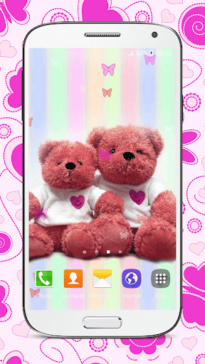 Sweet Teddy Bear Wallpaper 3.5 screenshots 3