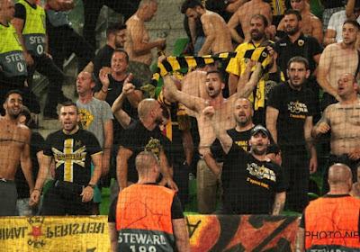 L'AEK Athènes ne se contente pas de Vranjes et va engager David Simão de l'Antwerp