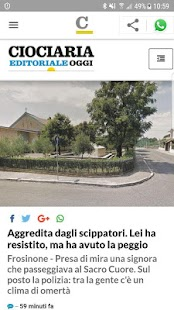 Ciociariaoggi.it - náhled