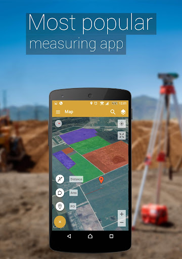 GPS Fields Area Measure PRO v3.0.14 Final
