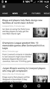 Football News screenshot 4
