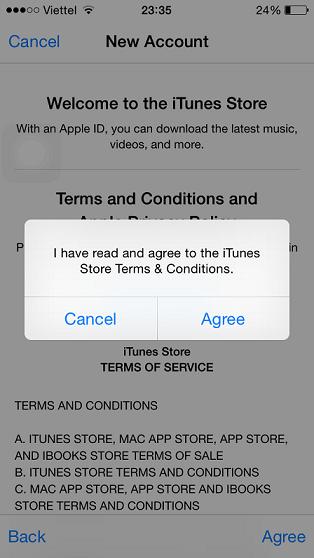 - Hướng dẫn tạo Apple ID US và đổi vùng sang Mỹ