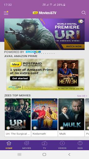 Idea Movies & TV - LIVE TV, Movies, TV Shows 3.0.9 screenshots 1