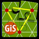 Locus GIS - offline geodata collecting, SHP edits icon